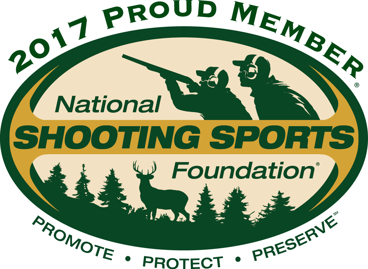 National Shooting Sports Foundation - 2016 Proud Member