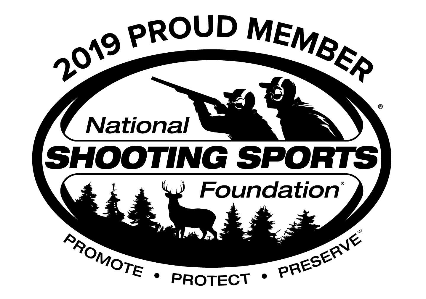 National Shooting Sports Foundation - 2019 Proud Member
