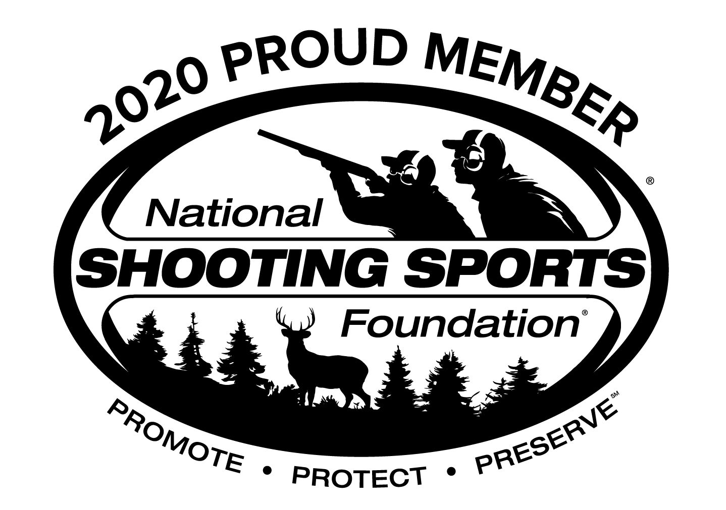 National Shooting Sports Foundation - 2020 Proud Member